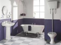 Подготовка стен ванны к покраске