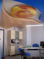Устройство подвесного потолка в квартире