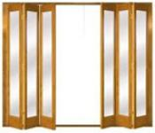 Двери гармошка монтаж