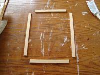 Рамка своими руками из дерева