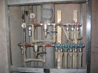 Схема электропроводки квартиры с дифреле