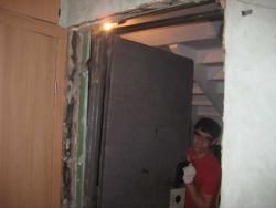 Стандарты Установки металлических дверей