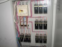 Разводка электричества в офисе