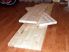Расчет материалов на парящую кровать