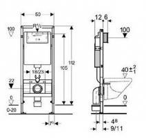 Инструкция по Установке подвесного унитаза Cersanit