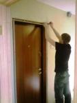 Доборы на входную дверь фото