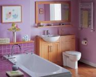 Чтобы покрасить стены в ванной