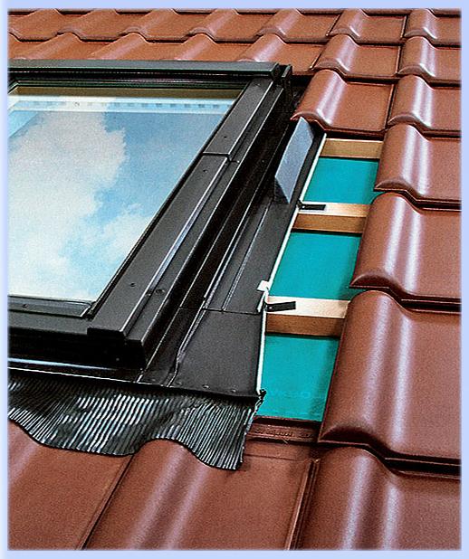 Инструкция по установки мансардных окон