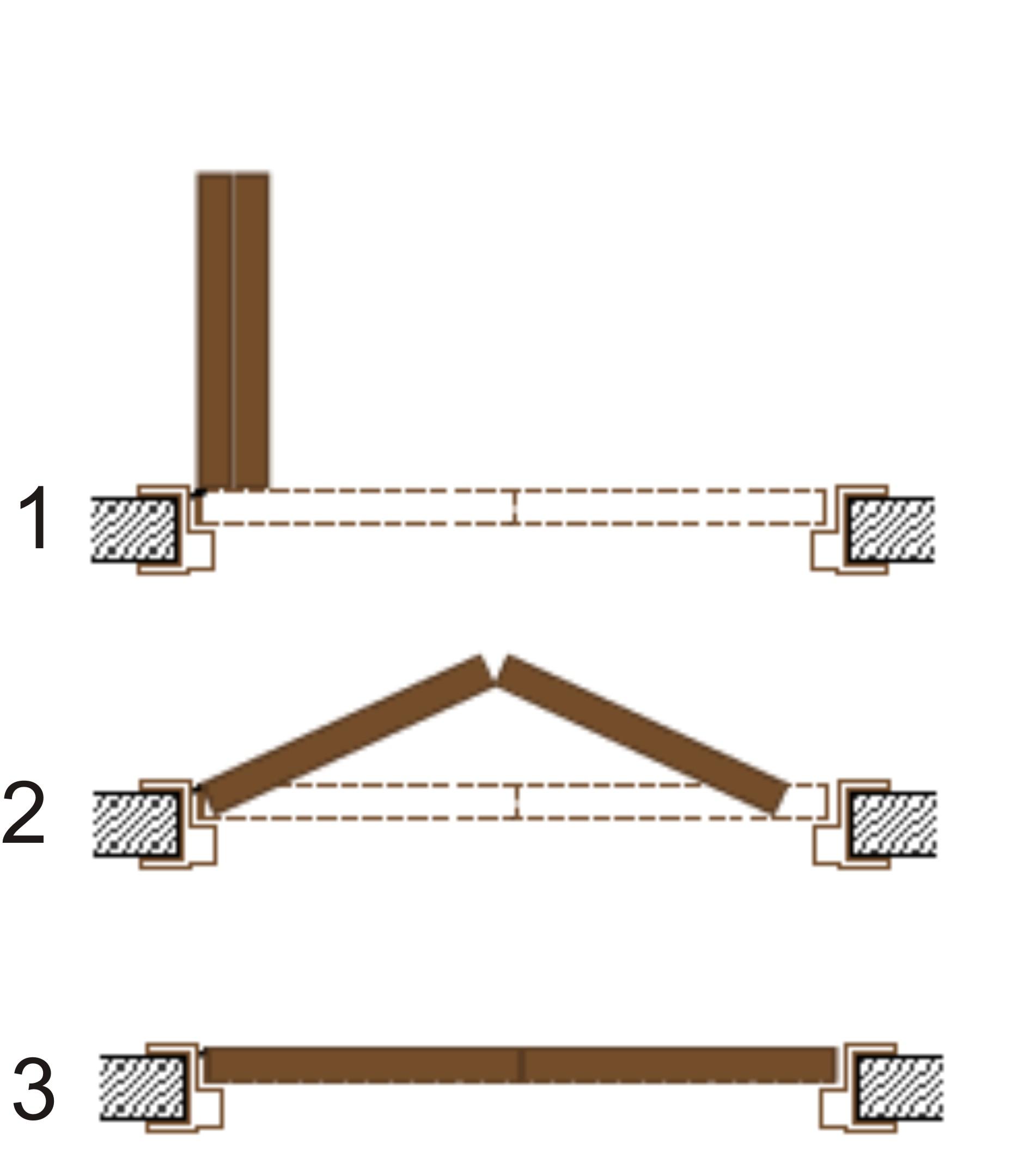 Инструкция по установке дверей книжка
