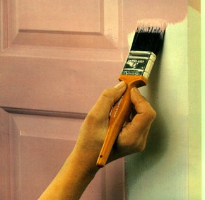 как покрасить двери мдф технология окраски мдф и древесины