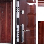 Преимущество металлической двери против Пластиковой