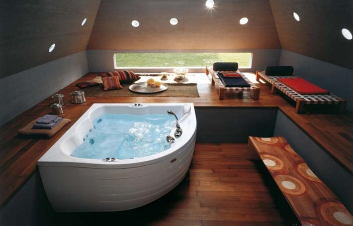 Установка Акриловой ванны bas