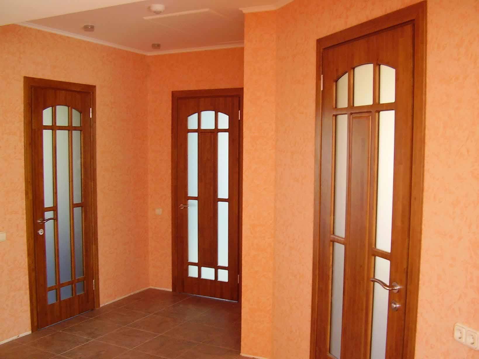 Межкомнатная дверь в стену своими руками