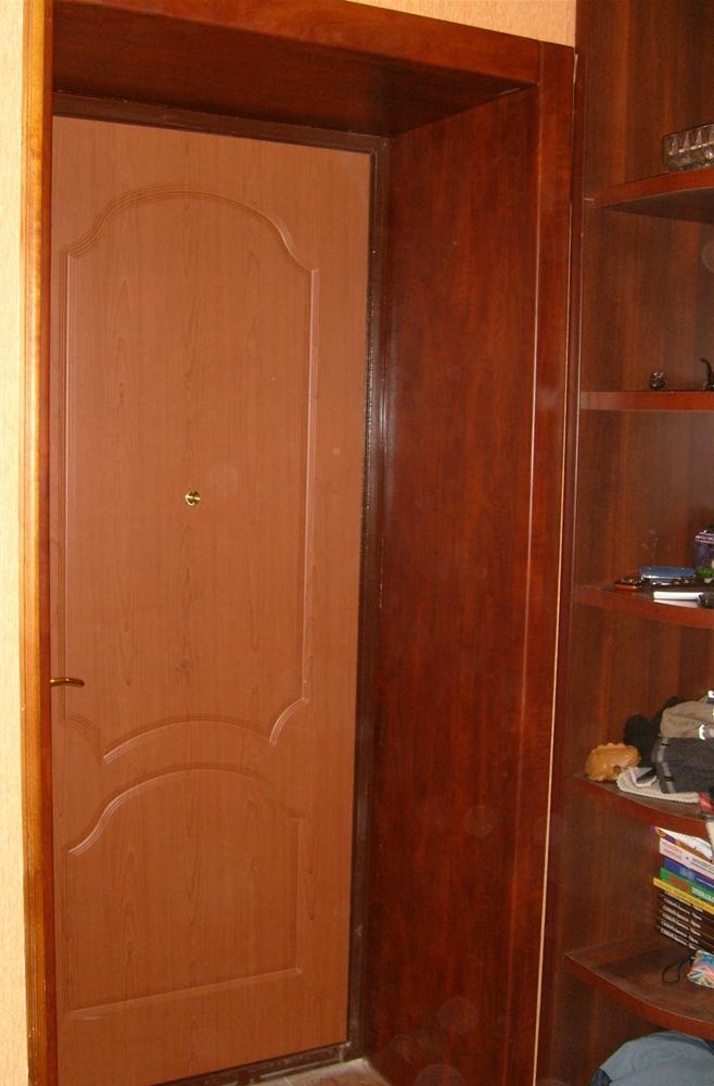 Двери с добором