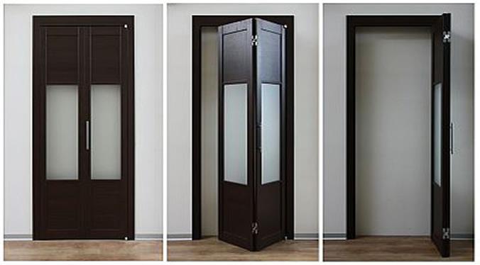 Раздвижные двери для гардеробной 87