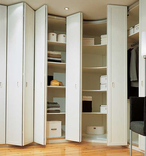 Складные шкафы