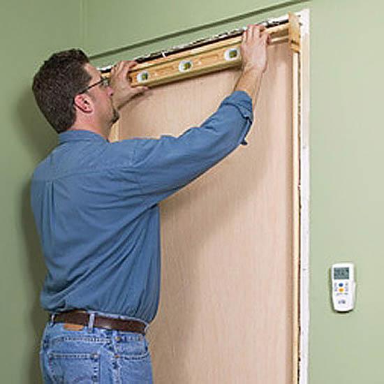 Как сделать входную дверь купе своими руками