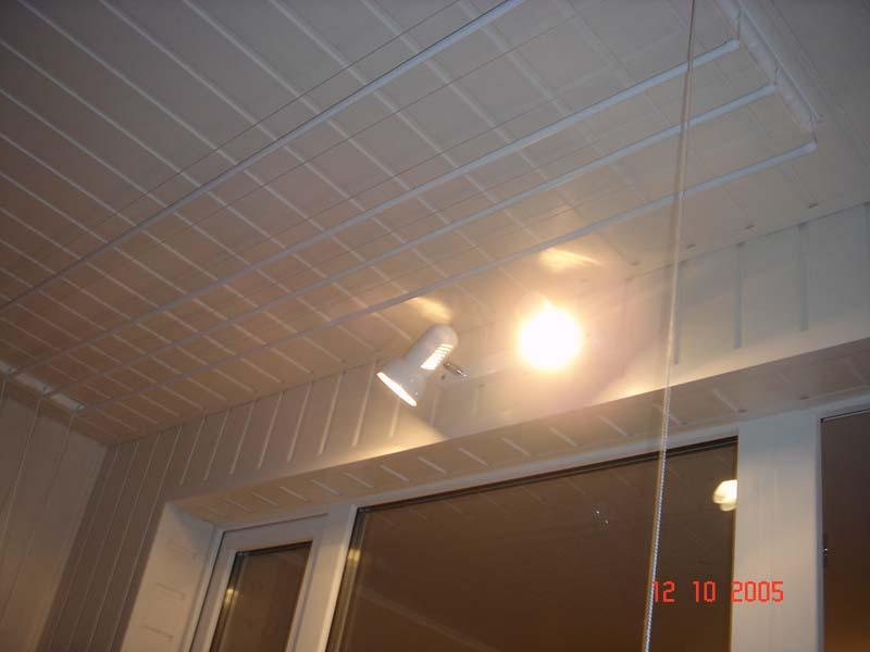 Как провести свет на балкон: уроки электриков, подробные инс.
