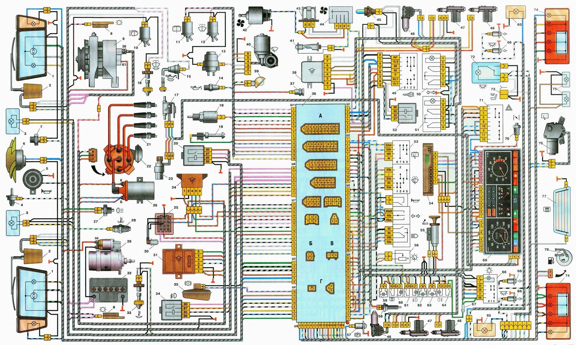 ГАЗ 31029: технические характеристики, комплектация, отзывы 80