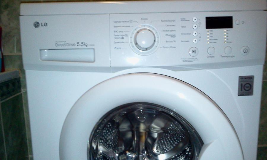 все стиральные машины
