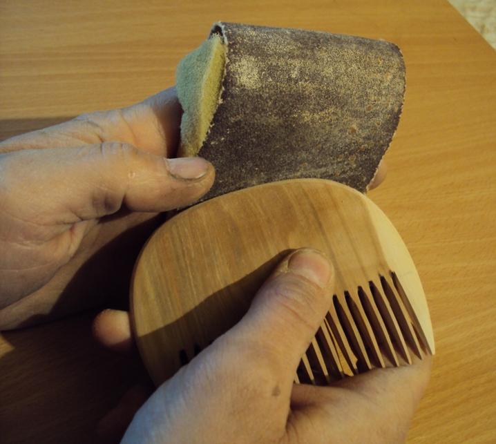 Как своими руками сделать расческу