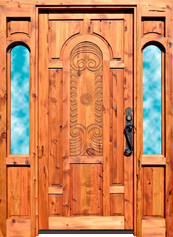 двери парадные, межкомнатные, дубовые