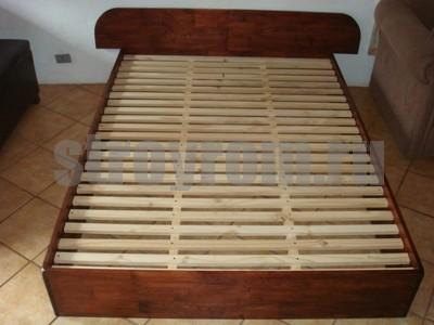 Сделать деревянную кровать
