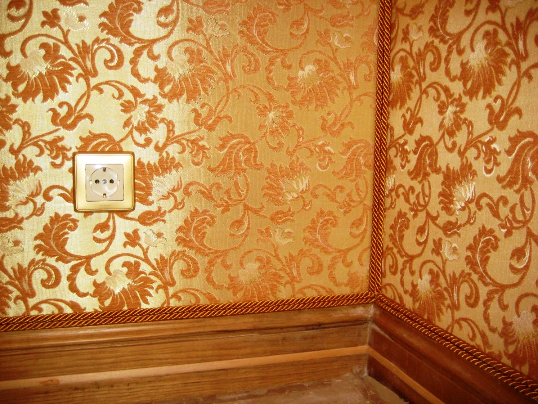 Стены квартир обои фото